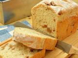 国産小麦のくるみ食パン