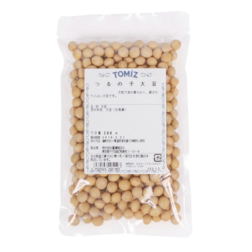 北海道産 つるの子大豆