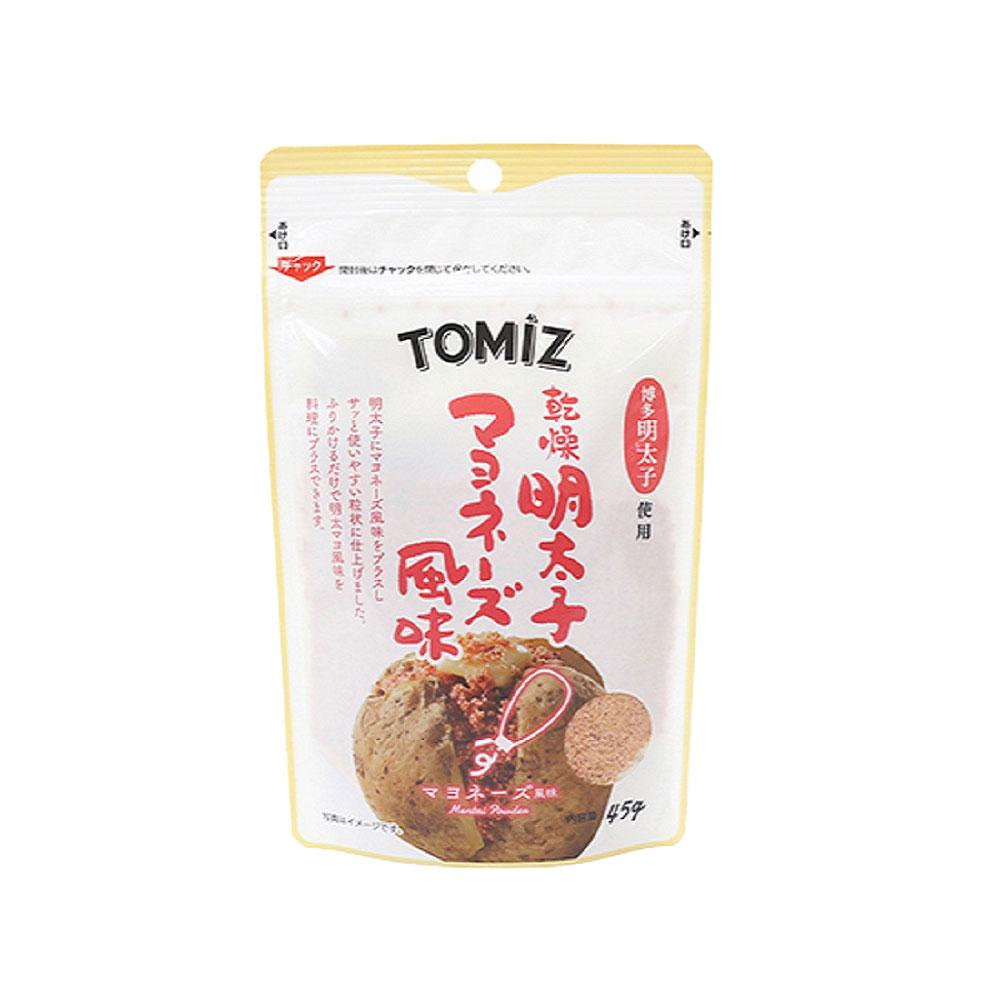 TOMIZ 乾燥明太子 マヨ風味