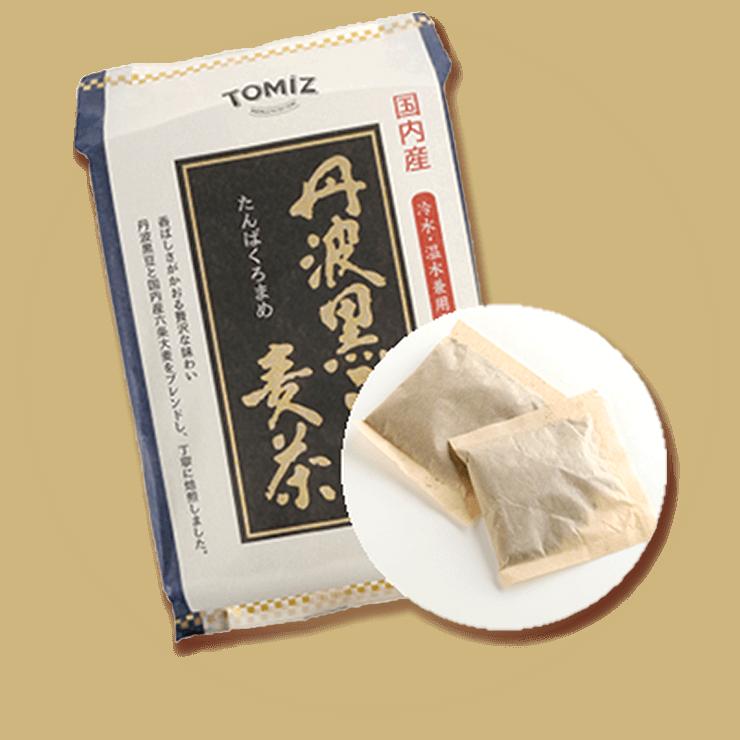 丹波黒豆麦茶