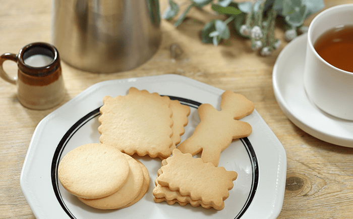 基本の型抜きクッキー