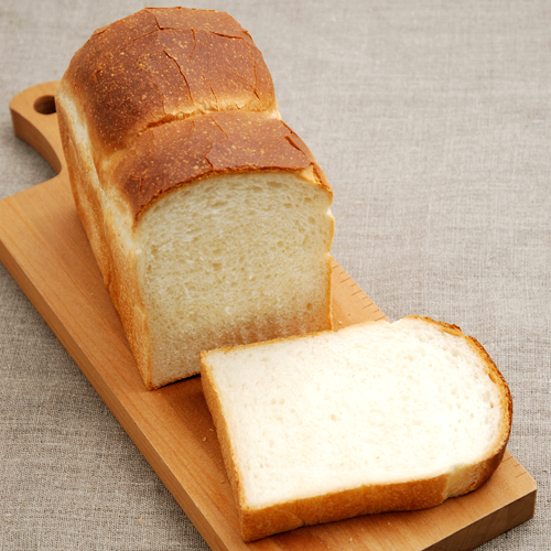 ふんわり山型イギリスパン