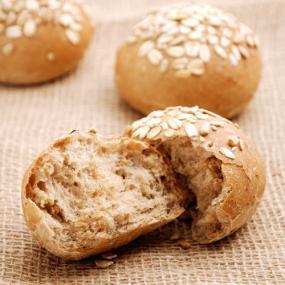 10種の雑穀が入ったプチパン