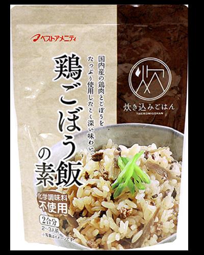鶏ごぼう飯の素 / 150g