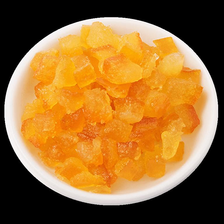 刻みオレンジピール(選別品)