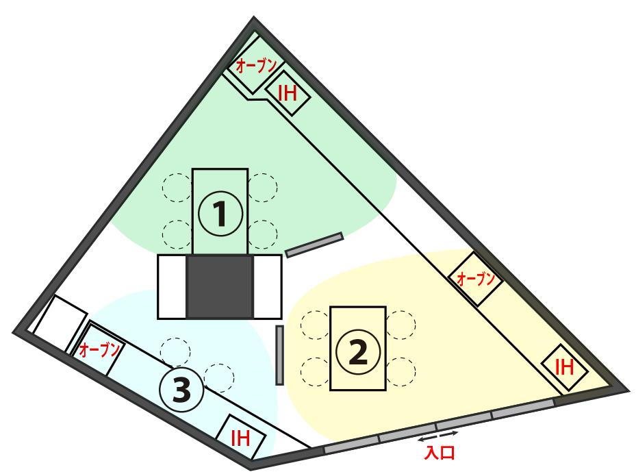 スペースイメージ図