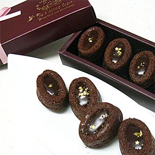 オーバルショコラ