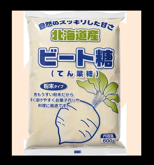 ビート糖(粉末タイプ) / 600g