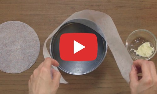 敷紙の上手な敷き方