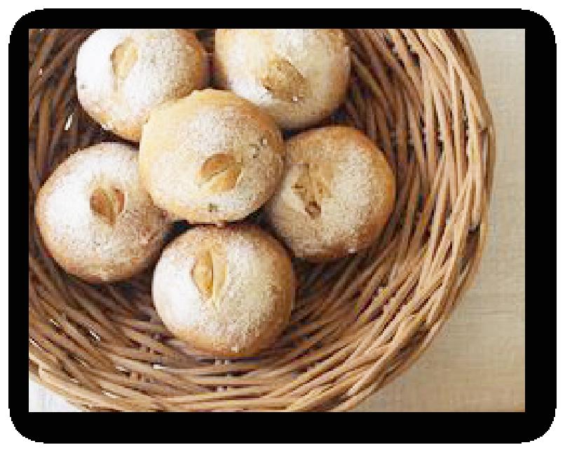 雑穀くるみパン